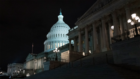 Calm is restored to the U.S. Capitol after protestors hoping to overturn the 2020 Election results stormed the building as Congress met on January 6, 2021 to certify the election results. Photo by Benjamin Applebaum, U.S. Department of Homeland Security.